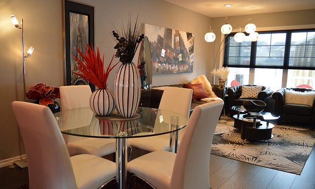 Ideas para la decoración del salón comedor