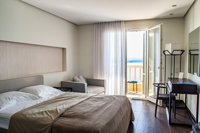 Decoración de dormitorio con diferentes tipos de cama