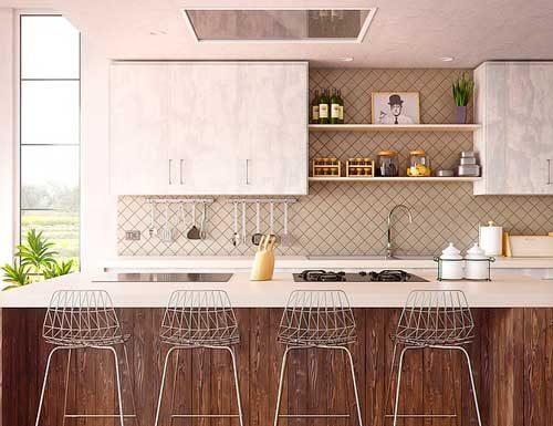 Decoración cocinas: cómo integrarlas en el salón