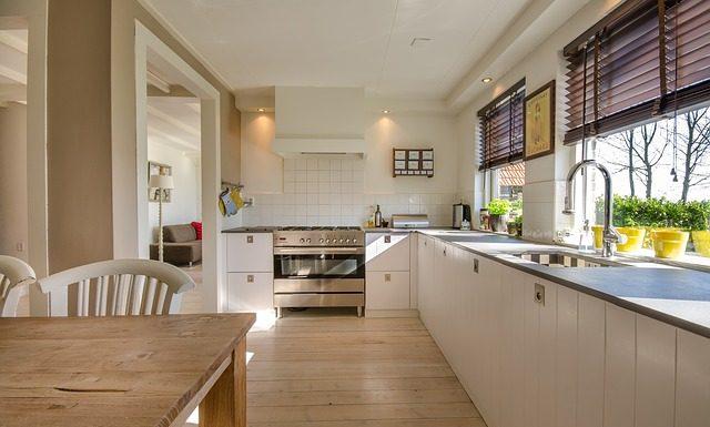 Las cocinas integradas con el salón están de moda