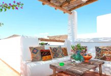 Decoración de terrazas para el verano