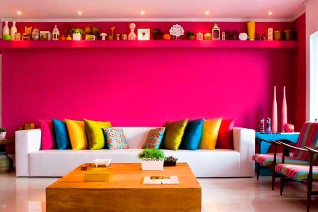 Negocios Color Rosa