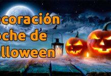 Decoración Noche Halloween