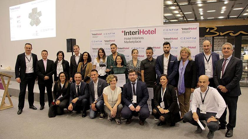 Entrega Premios Intercidec 2018