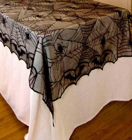 Mantel Tela Araña
