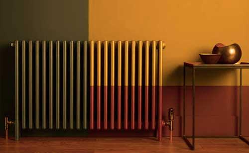 Calentar los diferentes espacios de la casa